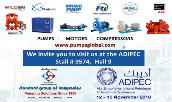 Pumps UAE   Standard Group
